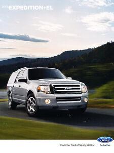 Image Result For Ford Expedition El Brochure