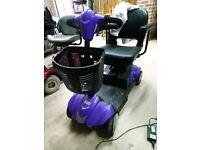 Mobility scooter igo vertex sport