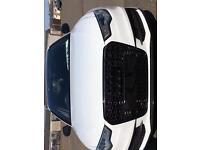 Audi A6 honeycomb grill