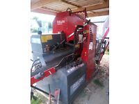 Fire wood processing machinery for sale