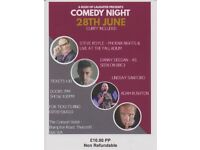 Comedy Night and Curry