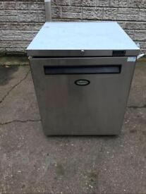 Very good condition commercial undercounter Foster chiller commercial chiller stainless steel £180