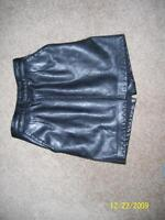 Danier leather skirt Size XS  GREAT  GIFT