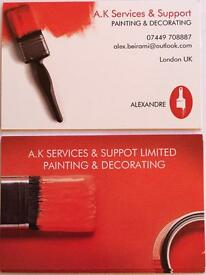 Painting & Decorate