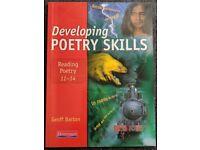 KS3 English Poetry - Exercise Workbook - Heinemann