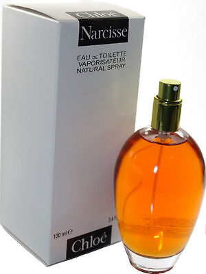Chloe Narcisse By Chloe Women 3.4 oz 100 ml *Eau De Toilette* Spray New
