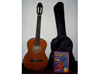 C Giant Concert Acoustic Guitar
