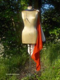 Antique Shop Mannequin Female t French Tailors Dummy Stockman Mannequin