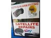 sky dish satellite dish brand new £30