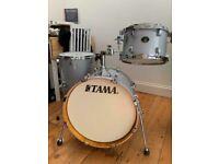 Tama Silverstar /Vintage Jazz Birh 3 Piece! 18 Bass Drum