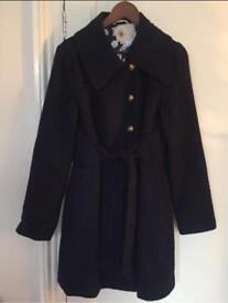 Designer Blue Women's coat