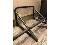 Wall-Mounted Pull-Up Horizontal Bar Home Fitness Equipment