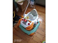 Baby bouncer by walker eastcoast £25 good condition