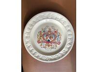 Charles & Diana Royal Ruby Wedding Commemorative Plates