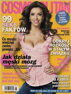Cosmopolitan 6/2007 front Eva Longoria - <span itemprop=availableAtOrFrom>Bialystok, Polska</span> - Cosmopolitan 6/2007 front Eva Longoria - Bialystok, Polska