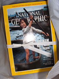 National Geographic , in Good condition 1990 - 2006