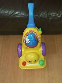 Fisher Price Laugh and Learn vacuum cleaner
