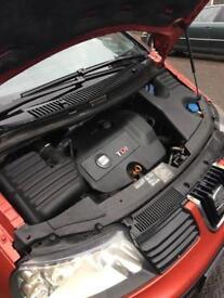 Sale Swap Seat Alhambra 1.9TDI 115BHP NOT vw sharan Ford galaxy Vauxhall Zanfira