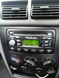 Ford transit connect cd player