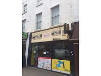 Retail to rent, King Street, Hammersmith, W6
