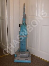 DYSON DC07 CYAN WASHABLE FILTER MULTI FLOOR BAGLESS UPRIGHT VACUUM CLEANER