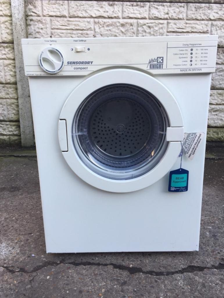 Very good condition full working order 3kg sensor dry only £45 bargains