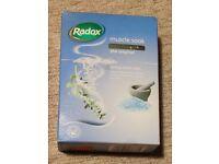 Radox Bath Salt Muscle Relax Bath Therapy