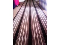 TRULY LOVELY A VERY GOOD QUALITY EXTRA LONG AND STRONG RUNNER RUG CARPET