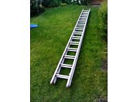21 foot exstendable ladder