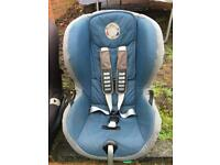 Group one isofix car seat