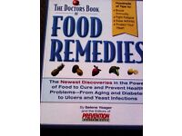 ORIGINAL BRAND NEW FAMOUS THE DOCTORS BOOK OF FOOD REMEDIES - EVERGREEN HEALTH BIBLE FOR ANYONE