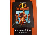 Disney.Pixar The Incredibles (the magical story of the movie)