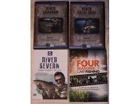 carp fishing dvds