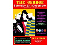 SATURDAY 23rd DECEMBER - 60s 70s SOUL / REGGAE / MOTOWN with DOUBLE BARREL – TOTTERDOWN