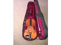 Violin by Paesold/Schroetter