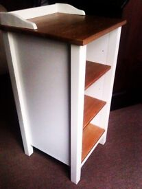 TRULY LOVELY VERSATILE ALWAYS USEFUL HIGH SIDE TABLE UNIT, CHEST, CUPBOARD, STAND