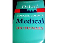 OXFORD MEDICAL DICTIONARY USEFUL FOR HOME OR ANYWHERE
