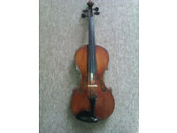 Vintage German Violin