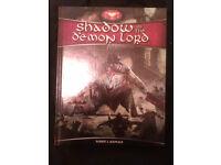 Shadow Of The Demon Lord RPG Corebook