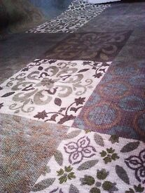 TRULY LOVELY FASHIONABLE VERSATILE EASY CLEAN AND VERY STRONG RUG CARPET