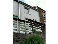 Two bedroom house to let llanhilleth