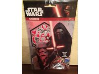 STAR WAR STICKERS PACK (Over 700 in pack) - NEW