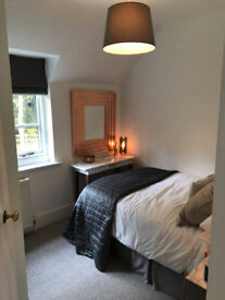 Double Room to Rent in a cottage, 15 mins walk to station. Garden & Parking