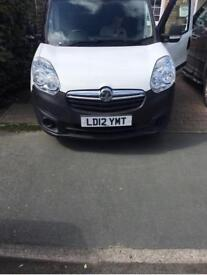 Vauxhall combo 1.3 low miles new shape/ swap for a car