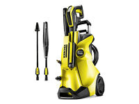 Karcher K4 Full Control Pressure Washer - 1800W - 130