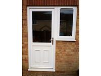 UPVC Double Glazed Window and Door