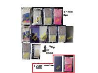 11 S7 & S7edge Cases & 1 AMORUS SCREEN PRO.
