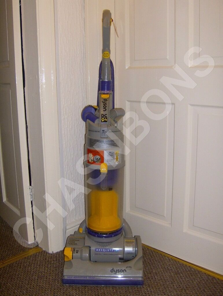 DYSON DC04 ABSOLUTE PLUS HEPA FILTER MULTI FLOOR UPRIGHT VACUUM CLEANER