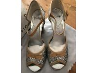 Silver Size 6 Wedding Shoes Office