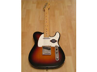 FENDER AMERICAN STANDARD TELECASTER 2008 - 3 TONE SUNBURST - MADE IN USA